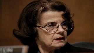 عضو مجلس الشيوخ الأمريكي الديمقراطية ديان فاينستاين