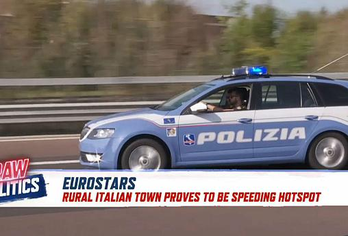 Italian town installs speed cameras, catches 58,000 cars over limit in two weeks