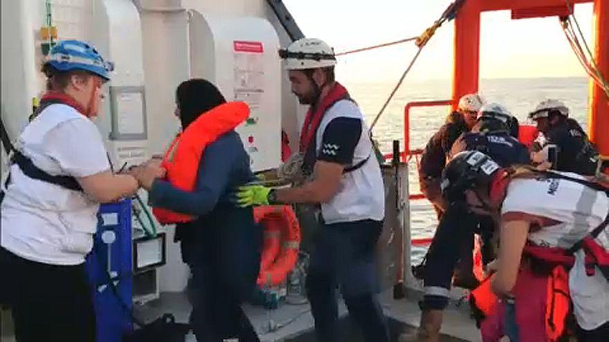 Italia solicita la incautación del Aquarius