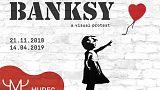 Banksy in mostra a MIlano