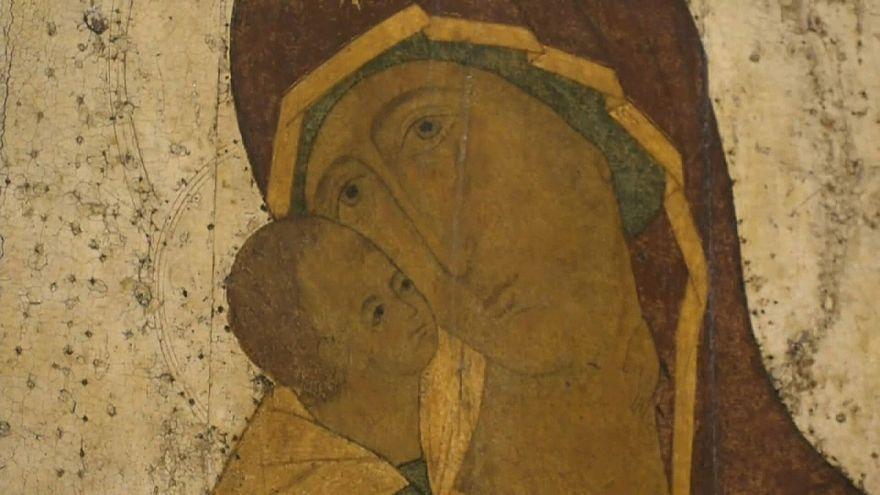 Паломничество русского искусства в Ватикан