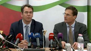 Brüsszelig viszi a Gruevszki-ügyet a Jobbik