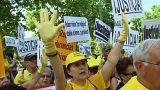 El Congreso aprueba la ley que permitirá juzgar los robos de bebés durante el franquismo