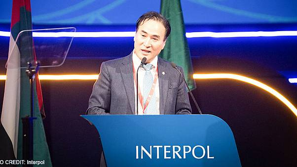 Interpol's new president Kim Jong Yang