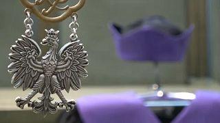 Módosították a lengyel legfelsőbb bírósági törvényt