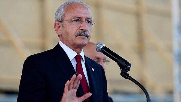 Kılıçdaroğlu: AİHM'in Demirtaş ile ilgili verdiği karara uyulsun