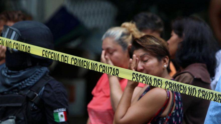Un mapa revela por primera vez la magnitud de los entierros clandestinos en México