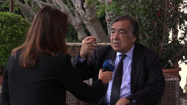 """Palermo, sindaco Orlando:""""L'accoglienza non deve essere modello ma pratica quotidiana"""""""