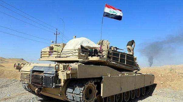 الجيش العراقي يقول إنه قتل 15 من عناصر داعش في شمال البلاد