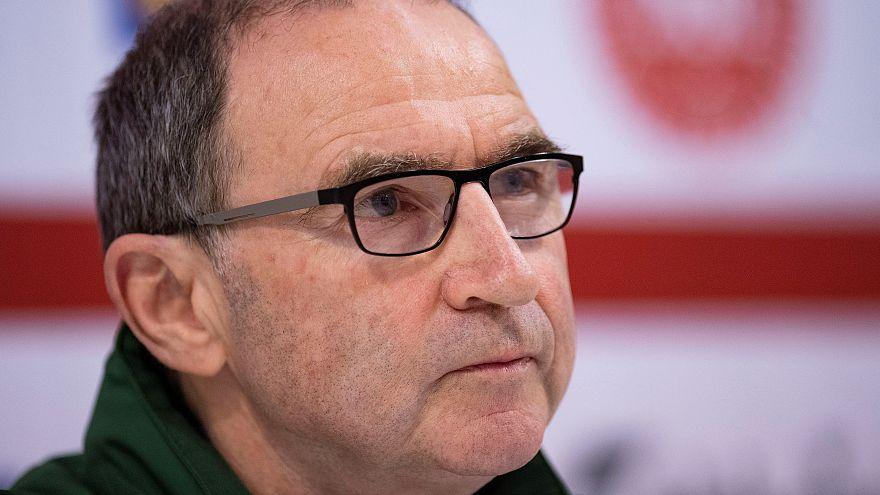 Irlanda perde paciência com Martin O'Neill