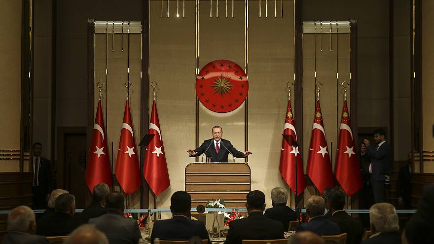 Erdoğan: Bize vatan topraklarımız yeter, Suriye'de işgal gibi bir derdimiz yok