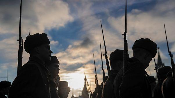 قدامى المحاربين الروس يدعون الجنائية الدولية للتحقيق في نشر موسكو لمتعاقدين في سوريا