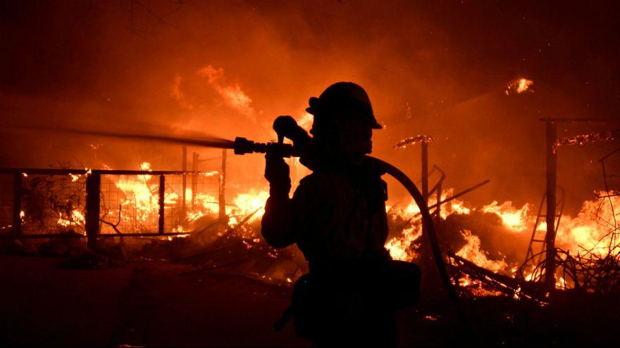 آتشسوزی کالیفرنیا و استفاده از زندانیان بجای آتشنشان؛ استثمار مدرن یا فرصت زندگی مجدد؟
