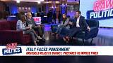 Raw Politics: Italian budget, jailed British student, US-Saudi support