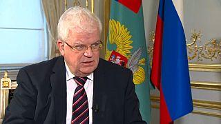 Постпред РФ об Интерполе, европейской армии и Азове: полное интервью