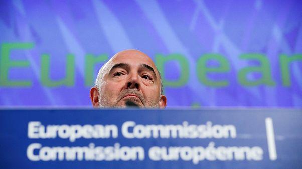 """""""Breves de Bruxelas"""": Itália e Comissão Europeia mantêm diferenças"""