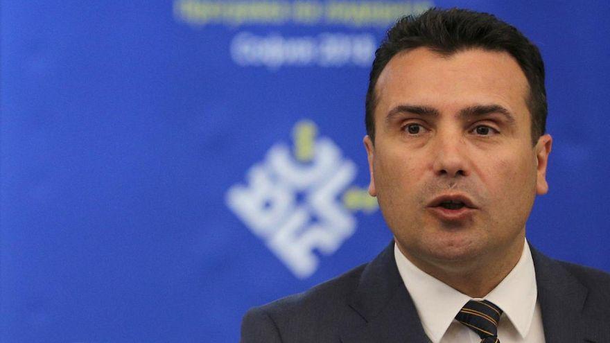 A macedón miniszterelnök is Gruevszki kiadatását kérte