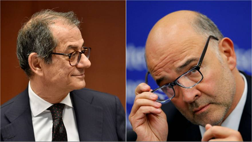 Italy's budget crisis: how it escalated and what is next | Euronews explains