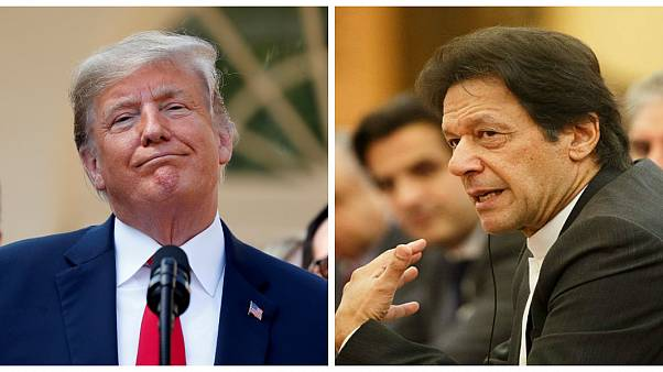 باكستان تستدعي السفير الأمريكي في اسلام أباد بعد انتقادات ترامب