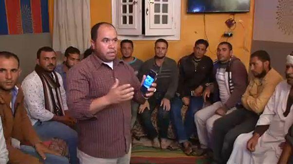 ليبيا: الإفراج عن عمال مصريين اختطفهم مسلحون ليبيون بسبب نزاع مالي