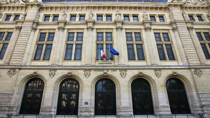 جامعة السربون في باريس