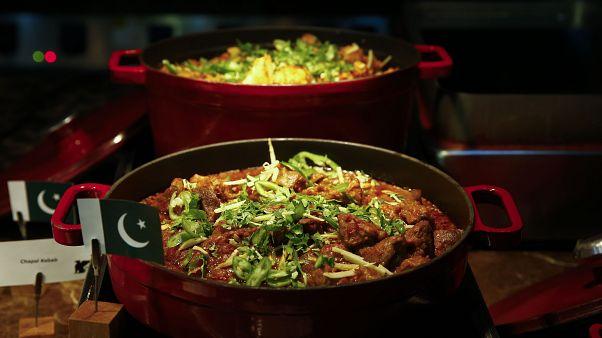 BAE'de Faslı kadın öldürdüğü sevgilisinin etini pişirip Pakistanlı işçilere yedirdi