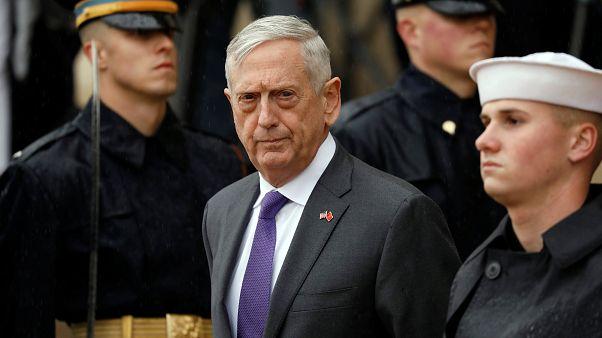 ABD Savunma Bakanı: Yemen hükümeti ve Husiler İsveç'te bir araya gelecek
