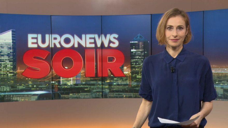 Euronews Soir : l'actualité de ce 21 novembre
