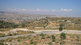 الضفة الغربية