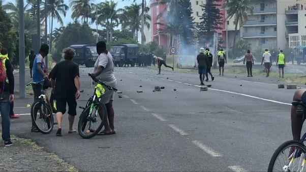 Tag 5 der Proteste: Macron will hart durchgreifen