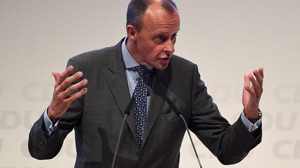 Migration und Asyl: Friedrich Merz will offenbar Grundgesetz ändern