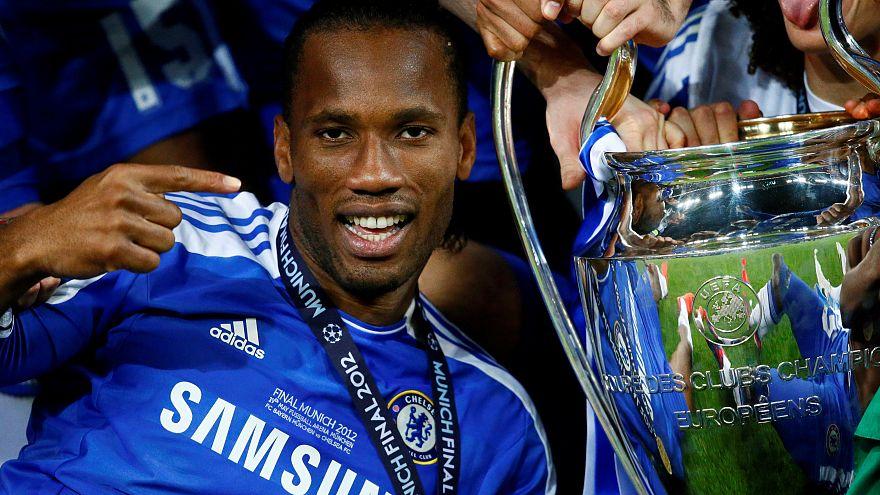 Didier Drogba põe fim à carreira