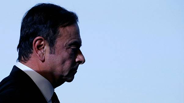 Carlos Ghosn écarté de la présidence de Nissan