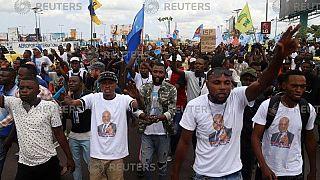 RDC : lancement de campagne sous tension