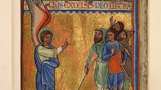 Ortaçağ'a ait tarihi el yazmaları ve tezhipler sanal ortama taşındı
