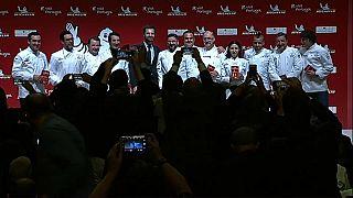 Nuevas estrellas Michelin para la cocina española