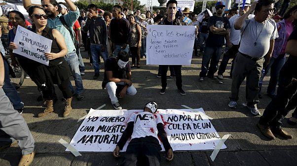 Guatemalalı eski askere 5 bin 130 yıl hapis