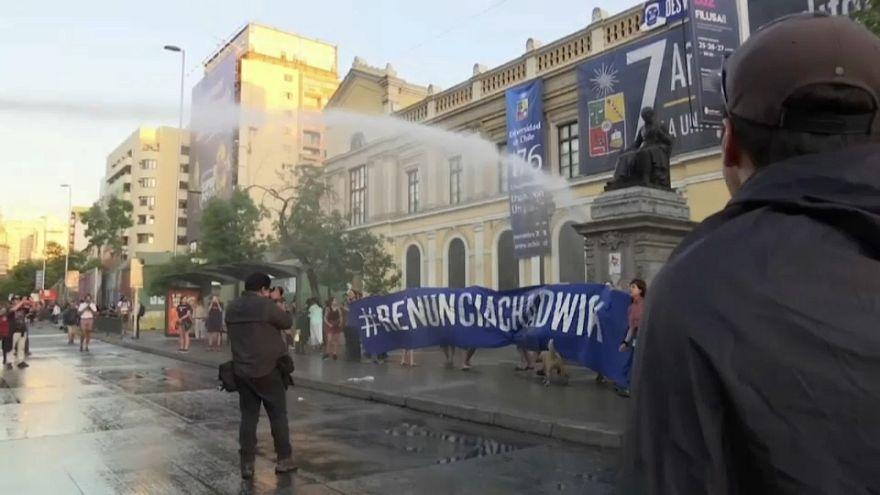Chile: Protest nach Tod von Mapuche