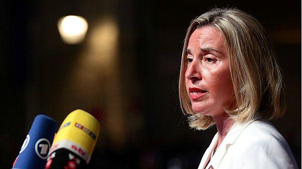 Mogherini: Demirtaş'ın en kısa zamanda serbest bırakılmasını umuyoruz