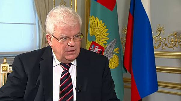 """""""Rusia no es una amenaza para nadie"""", según el embajador ruso ante la UE"""