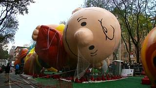 Macy's Thanksgiving Day Parade welcomes new stars