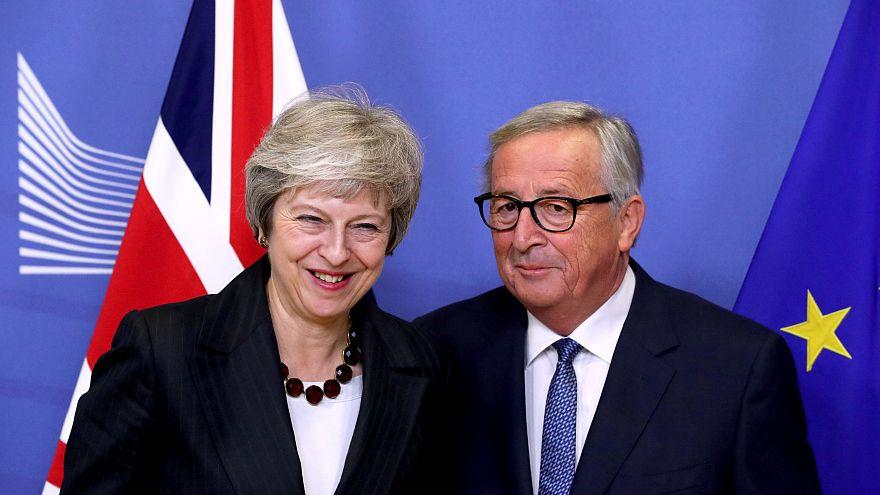 """Евросоюз согласился на """"брексит"""""""