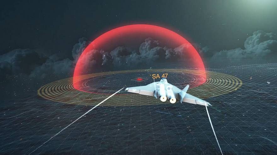 Futur avion de combat européen Scaf