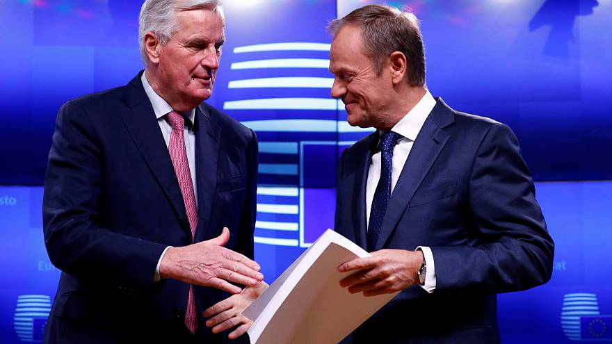 Tusk confirma acordo entre Reino Unido e UE para o Brexit