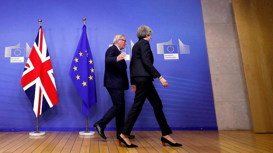 """""""Tiefe Partnerschaft"""": London und Brüssel einig zum Post-Brexit"""