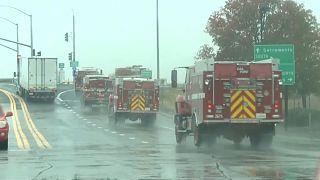 Californie : la pluie contre le feu