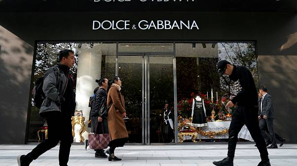 Botrányt okozott Kínában a Dolce&Gabbana