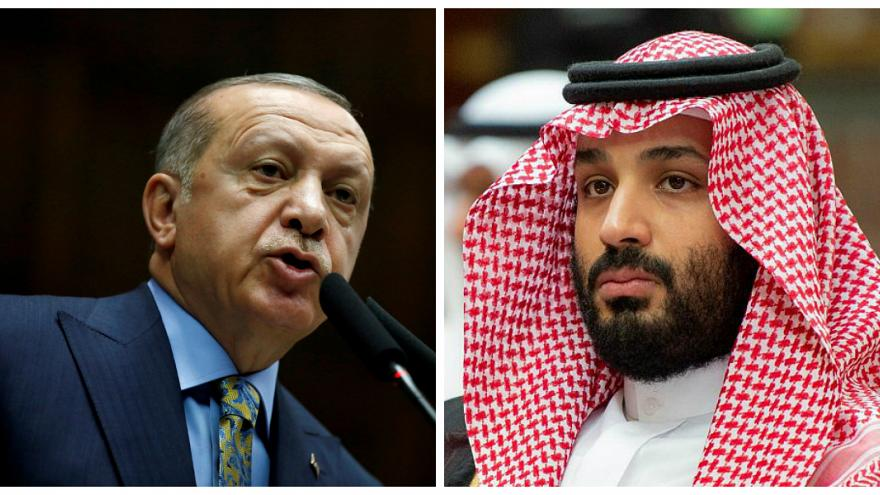 إردوغان لن يلتقي محمد بن سلمان في الأرجنتين