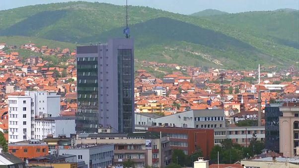 Здание правительства Косово