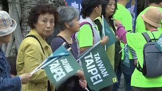 Taiwan vuole andare da sola alle olimpiadi